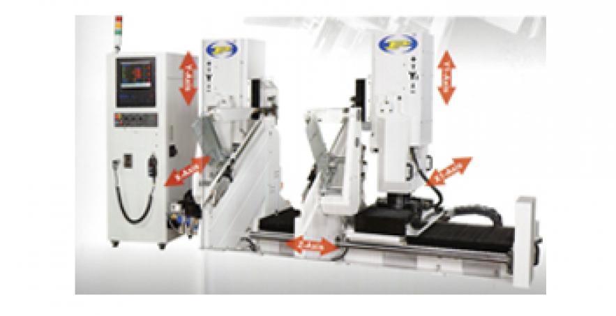 Máy tạo mộng dương CNC DRT-100