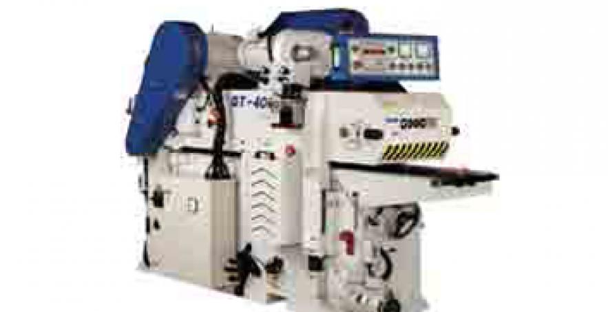 Máy bào 2 mặt phôi ngắn GT-400S