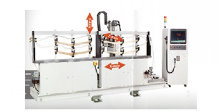 Máy tạo mộng âm CNC HP-250
