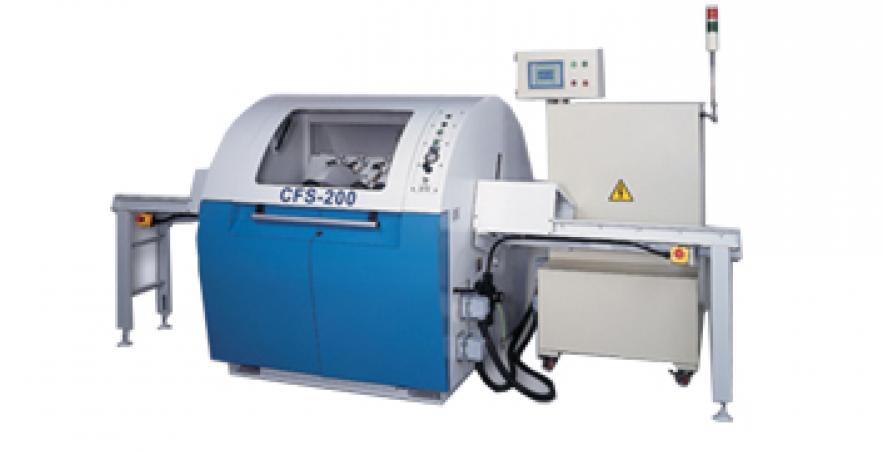 Máy bào 2 mặt tốc độ cao HS-635ARD