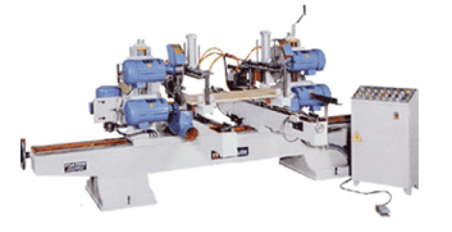 Máy cắt phay 2 đầu tự động TDS-8SA-T