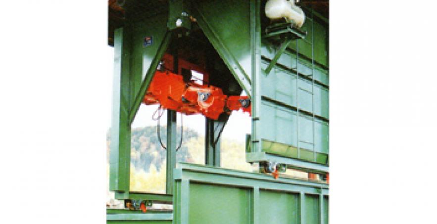 DC bóc vỏ gỗ BW30L-BW50L