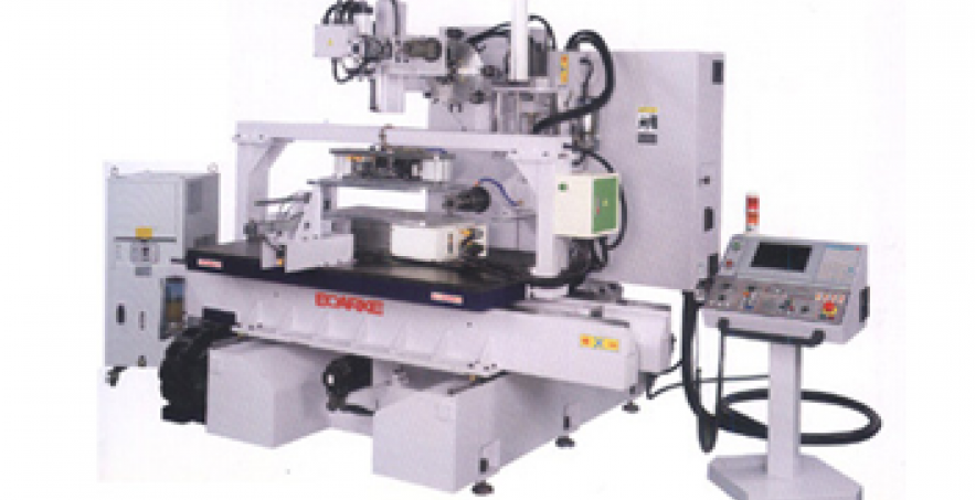 Horizontal type cnc machining center