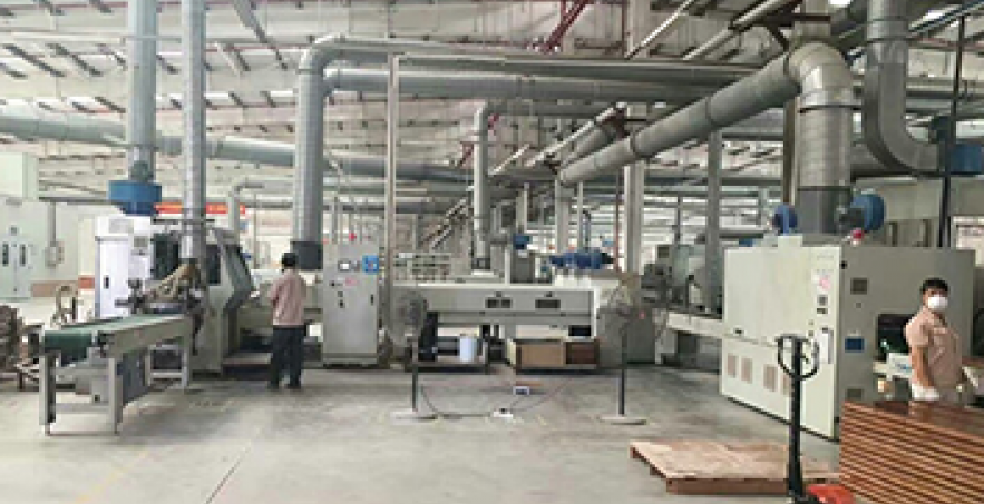 DC máy sản xuất cửa
