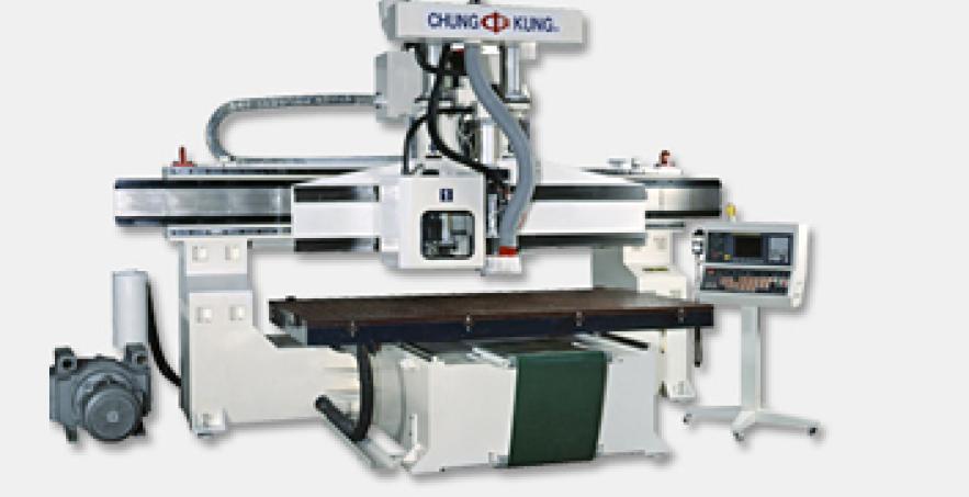 Máy CNC 1 đầu RO-103ATC