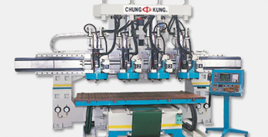 Máy CNC 4 đầu RO-403ATC(L)